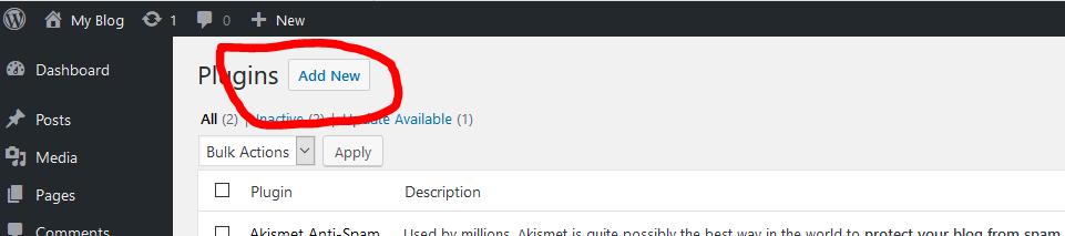 wp-plugin-install